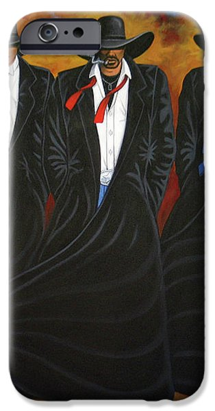 American Justice iPhone Case by Lance Headlee