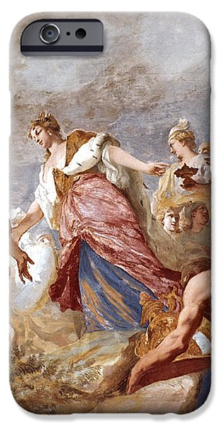 AMIGONI: DIDO AND AENEAS iPhone Case by Granger
