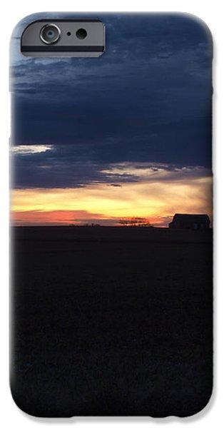 Amish Sunrise iPhone Case by Joshua House