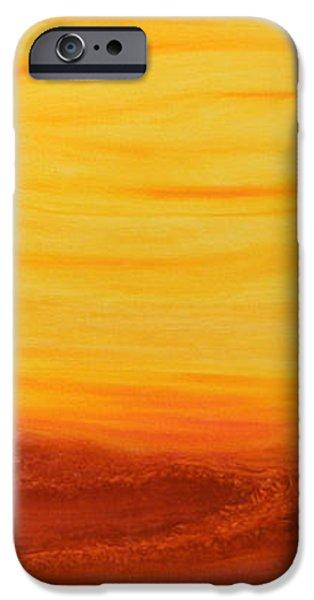 Amoreena's Tree iPhone Case by Mark Minier