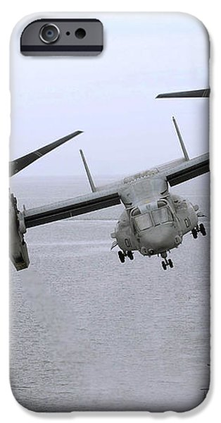 An Mv-22b Osprey Takes iPhone Case by Stocktrek Images