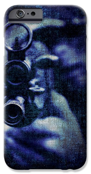 Texture iPhone Cases - An Unknown Warrior iPhone Case by Meirion Matthias