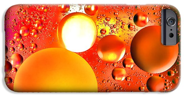 Blend iPhone Cases - Another World iPhone Case by Olivier Le Queinec