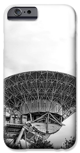 Antenna   iPhone Case by Olivier Le Queinec