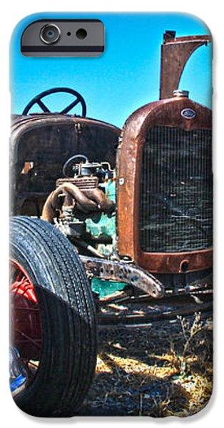 Antique Auto Sales iPhone Case by Steve McKinzie
