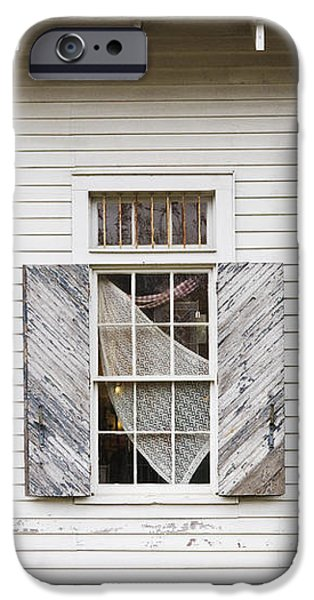 Antique Store Facade iPhone Case by Jeremy Woodhouse