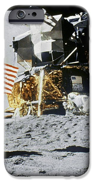 APOLLO 15: JIM IRWIN, 1971 iPhone Case by Granger