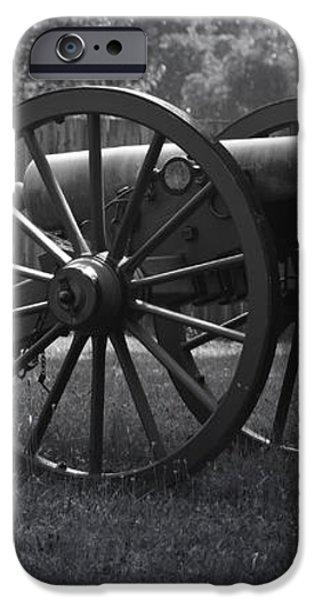 Appomattox Cannon iPhone Case by Teresa Mucha