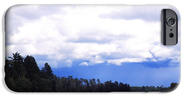 Approaching Storm iPhone Cases - Approaching Storm iPhone Case by Thomas R Fletcher