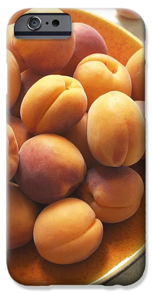 Apricots iPhone Case by Jon Stokes