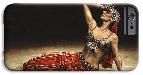 Slim iPhone Cases - Arabian Coffee Awakes iPhone Case by Richard Young