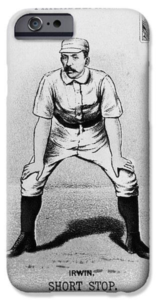 ARTHUR IRWIN (1858-1921) iPhone Case by Granger