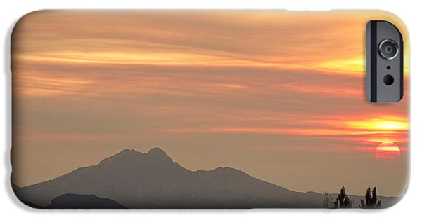 Epic iPhone Cases - August Sunset iPhone Case by James BO  Insogna