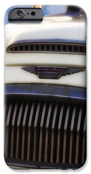 Austin Healey iPhone Case by Bill Cannon
