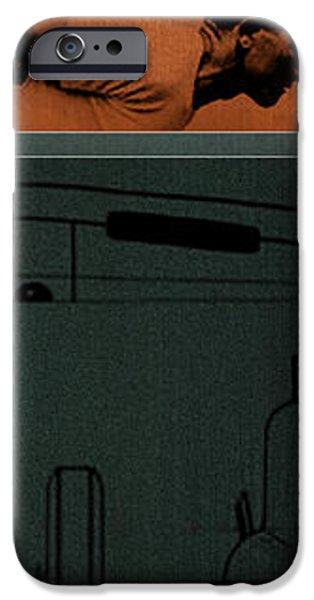 Autounion 1 iPhone Case by Naxart Studio