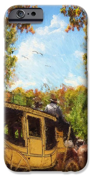 Autumn's Essence iPhone Case by Lourry Legarde