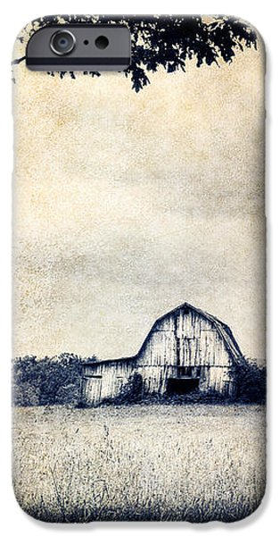 Back Roads of Kentucky iPhone Case by Darren Fisher
