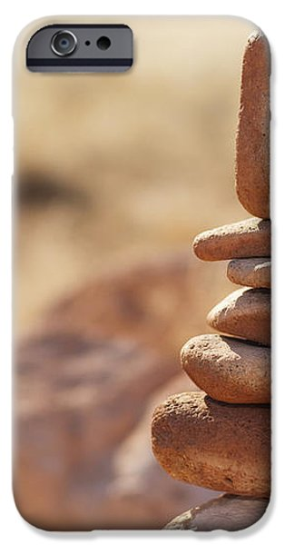 Balancing Rocks iPhone Case by Thom Gourley/Flatbread Images, LLC