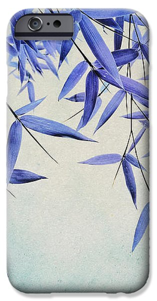 bamboo susurration iPhone Case by Priska Wettstein