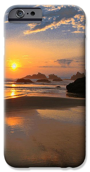Bandon Scenic iPhone Case by Jean Noren
