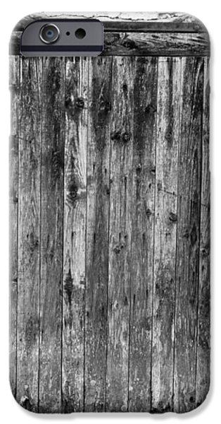 Barn Door iPhone Case by Nomad Art And  Design