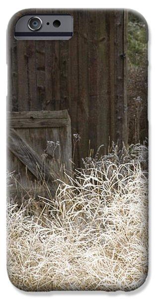 Barn door iPhone Case by Idaho Scenic Images Linda Lantzy