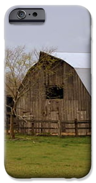Barn in the Ozarks iPhone Case by Marty Koch