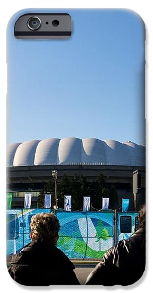 BC Place iPhone Case by JM Photography
