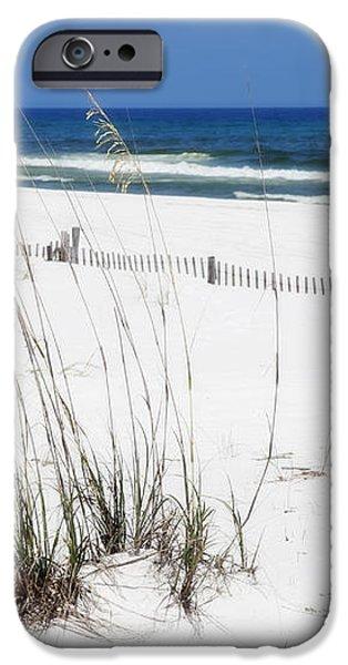 Beach No. 5 iPhone Case by Toni Hopper