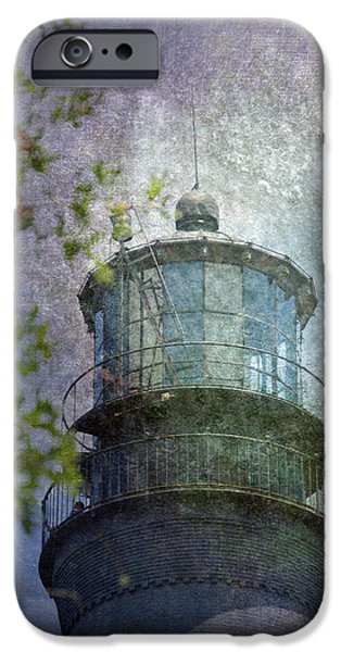 Beacon of Hope iPhone Case by Judy Hall-Folde