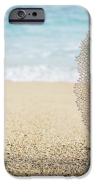 Beautiful Coral Element 1 iPhone Case by Brandon Tabiolo - Printscapes