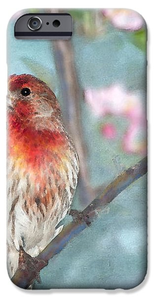 Beautiful Spring iPhone Case by Betty LaRue