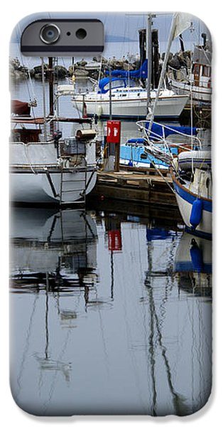 Beauty of Boats iPhone Case by Bob Christopher