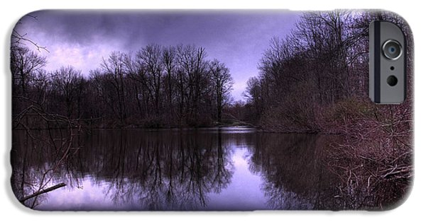 Approaching Storm iPhone Cases - Before the Storm iPhone Case by Paul Ward
