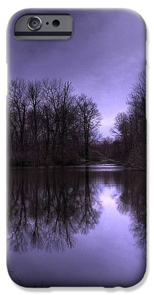 Before the Storm iPhone Case by Paul Ward