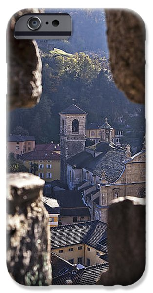 Bellinzona iPhone Case by Joana Kruse