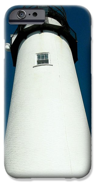 Lighthouse iPhone Cases - Big Brother iPhone Case by Trish Tritz