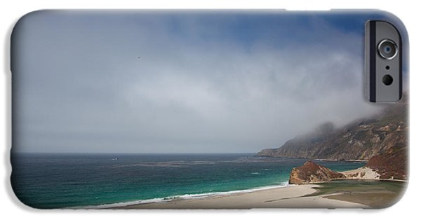 Pch iPhone Cases - Big Sur iPhone Case by Ralf Kaiser
