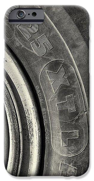 Big Wheel iPhone Case by Patrick M Lynch