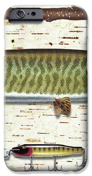 Birch Musky iPhone Case by JQ Licensing