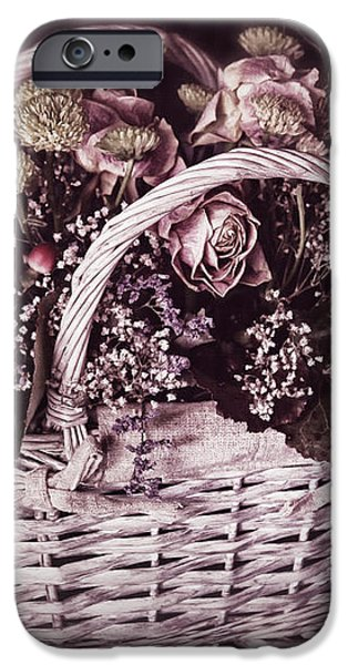 Bittersweet Memories iPhone Case by Jutta Maria Pusl