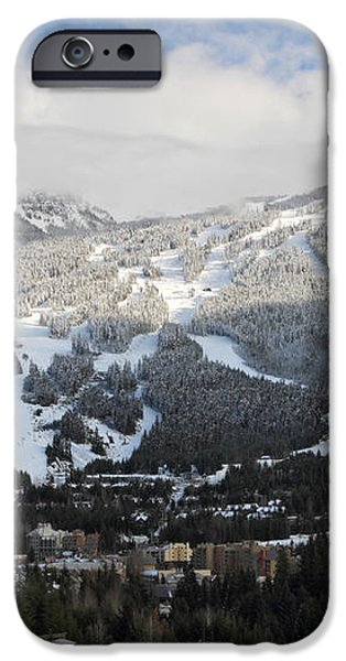 Blackcomb Mountain iPhone Case by Pierre Leclerc Photography