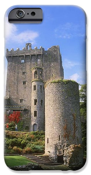 Blarney Castle, Co Cork, Ireland iPhone Case by The Irish Image Collection