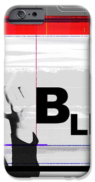 Blinded by Realty iPhone Case by Naxart Studio