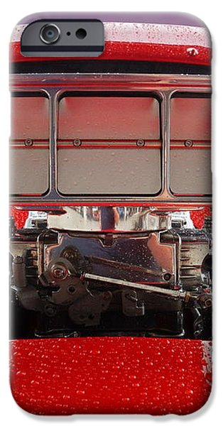 Blown iPhone Case by Alan Hutchins