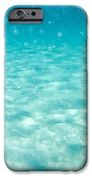blue iPhone Case by Stylianos Kleanthous