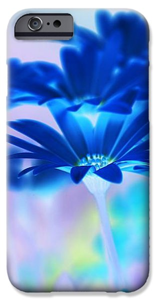 Bluemination iPhone Case by Robin Webster
