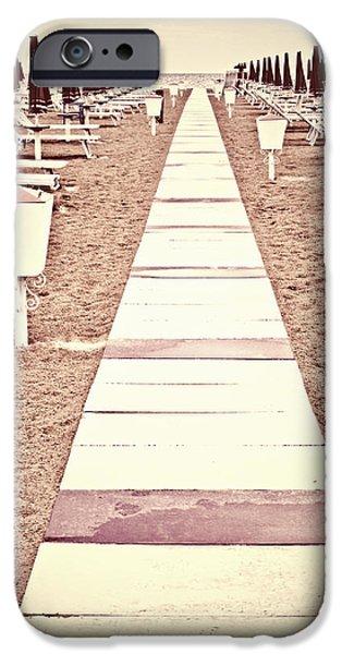 boardwalk iPhone Case by Joana Kruse