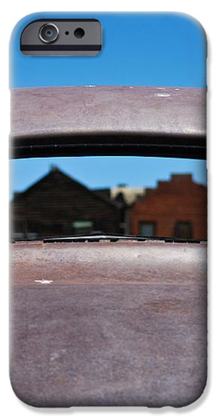 Bodie Ghost Town I - Old West iPhone Case by Shane Kelly