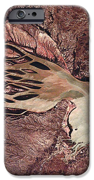 Bombetoka Bay, Madagascar iPhone Case by Nasa